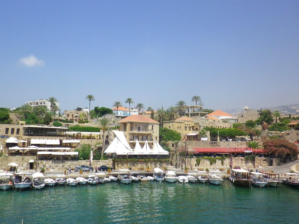Byblos - Lebanon - oldest port in the world