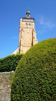 Arbois church
